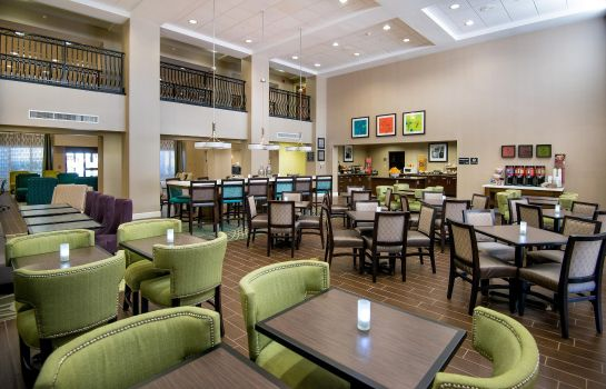 Restaurant Hampton Inn - Suites Fort Myers Beach-Sanibel Gateway FL