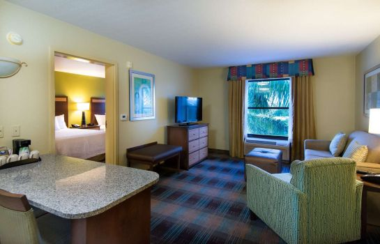 Zimmer Hampton Inn - Suites Fort Myers Beach-Sanibel Gateway FL