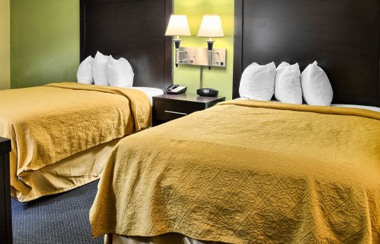 Suite Central Park Area Quality Inn Fredericksburg