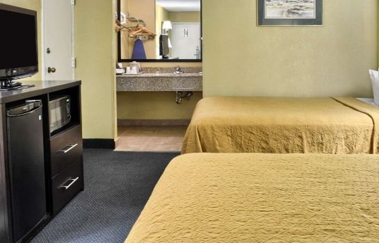 Double room (superior) Central Park Area Quality Inn Fredericksburg
