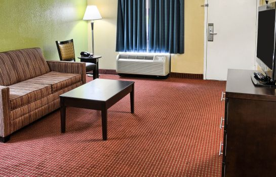 Room Central Park Area Quality Inn Fredericksburg