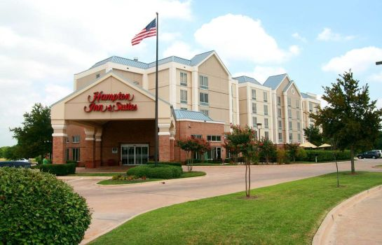 Außenansicht Hampton Inn - Suites - Alliance  Ft  Worth
