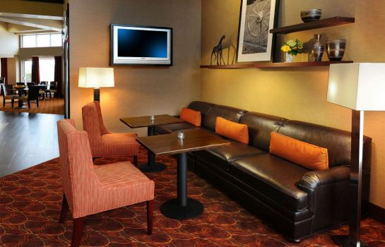 Hotelhalle Hampton Inn - Suites - Alliance  Ft  Worth