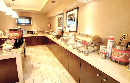 Restaurant Hampton Inn - Suites - Alliance  Ft  Worth