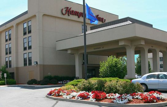 Exterior view Hampton Inn Fort Wayne-Southwest