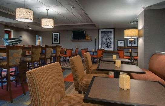 Lobby Hampton Inn Fort Wayne-Southwest