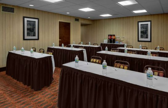 Conference room Hampton Inn Fort Wayne-Southwest