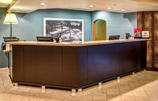 Hotelhalle Hampton Inn Greensburg