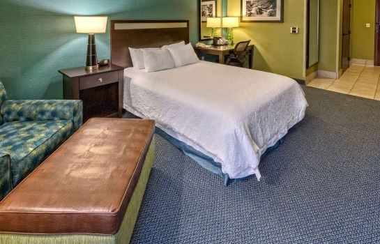 Zimmer Hampton Inn Greensburg
