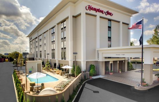 Exterior view Hampton Inn Greenville-Woodruff Road