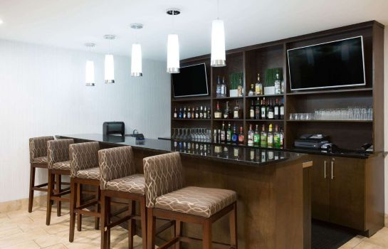 Hotel bar WYNDHAM GARDEN GREENVILLE AIRP