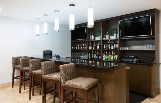 Hotel bar Wyndham Garden Greenville Airport