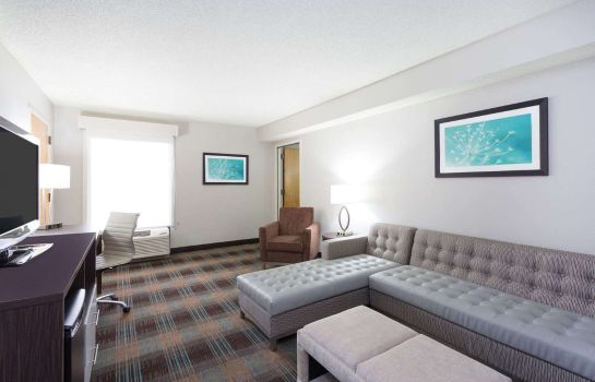 Suite Wyndham Garden Greenville Airport
