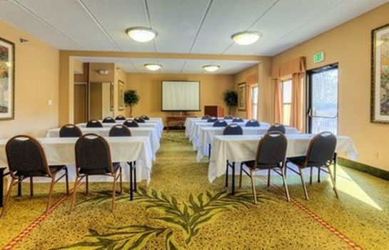 Conference room Wyndham Garden Greenville Airport