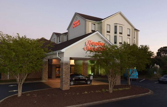 Exterior view Hampton Inn & Suites Greenville/Spartanburg I-85 SC