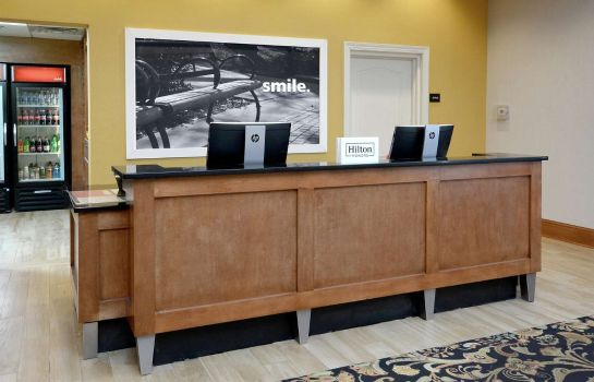 Lobby Hampton Inn & Suites Greenville/Spartanburg I-85 SC