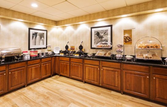 Restaurant Hampton Inn & Suites Greenville/Spartanburg I-85 SC