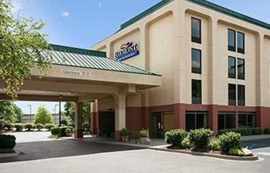 Außenansicht Comfort Inn Greenville - Haywood Mall