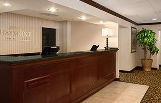 Hall de l'hôtel Comfort Inn Haywood Mall Area