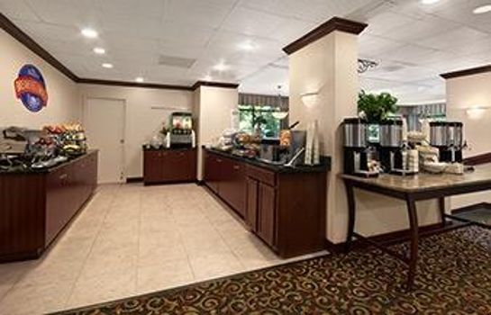 Restaurant Comfort Inn Greenville - Haywood Mall