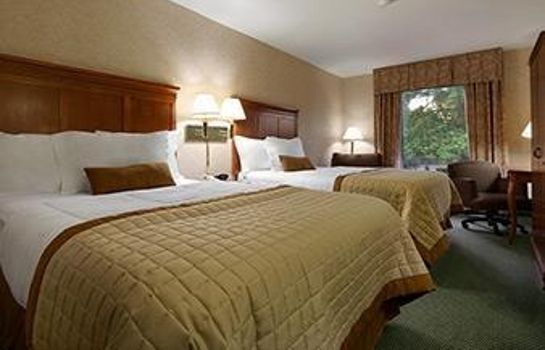 Chambre Comfort Inn Haywood Mall Area