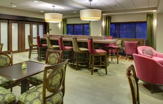 Hotelhalle Hampton Inn Greenville-Woodruff Road