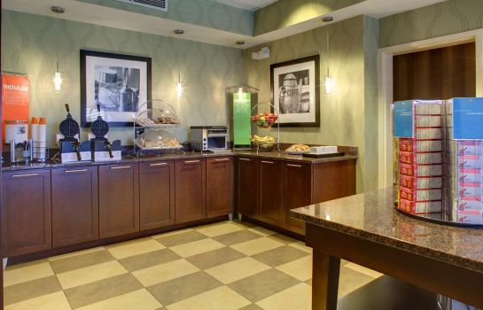 Restaurant Hampton Inn Greenville-Woodruff Road