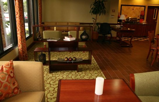 Hotelhal Hampton Inn Houston/Humble-Airport Area TX