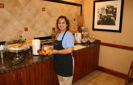 Restaurant Hampton Inn Houston-Humble-Airport Area TX