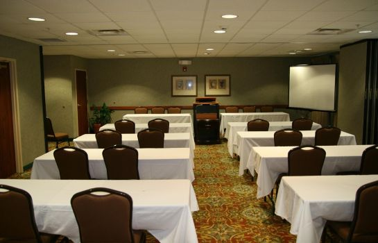 Conference room Hampton Inn Houston-Humble-Airport Area TX