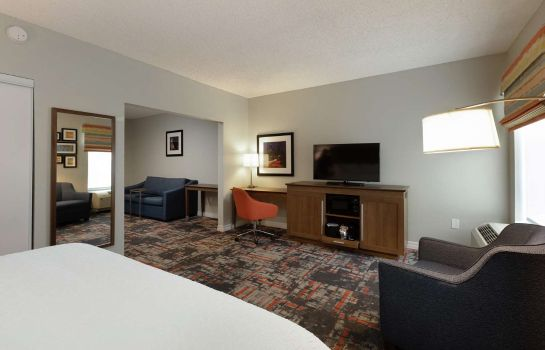 Kamers Hampton Inn Houston/Humble-Airport Area TX