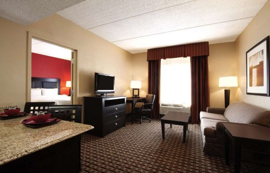 Suite Hampton Inn  Suites Houston Clear LakeNASA