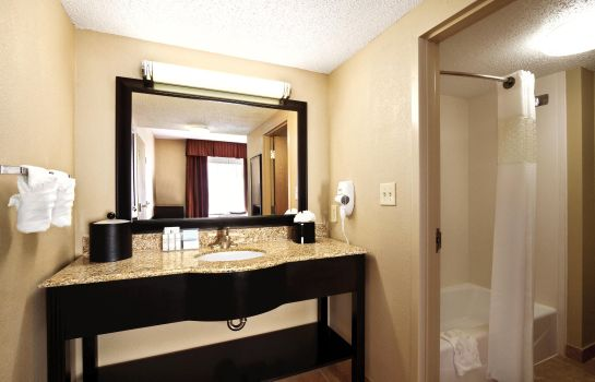 Zimmer Hampton Inn  Suites Houston Clear LakeNASA