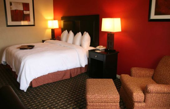 Chambre Hampton Inn  Suites Houston Clear LakeNASA