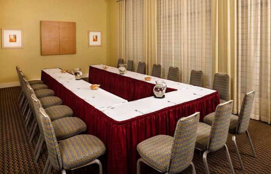 Tagungsraum Hampton Inn - Suites Houston-Medical Ctr-Reliant Park