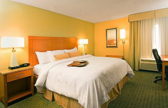 Zimmer Hampton Inn - Suites Houston-Medical Ctr-Reliant Park
