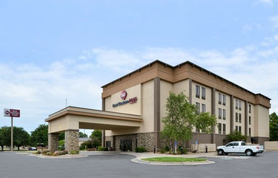 Buitenaanzicht Best Western Plus Wichita West Airport Inn