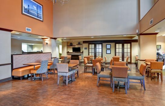 Restaurant Hampton Inn Jacksonville-Downtown-I-95 FL
