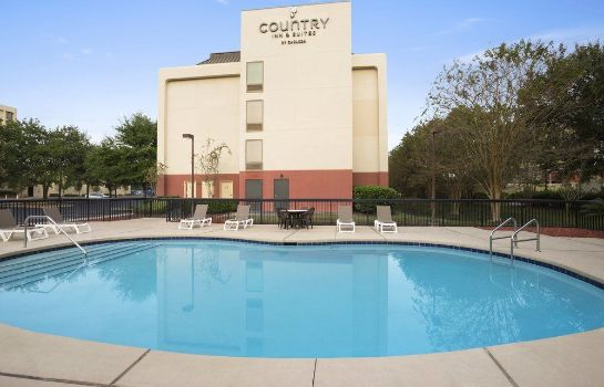 Außenansicht Jacksonville I-95 South Country Inn & Suites By Carlson