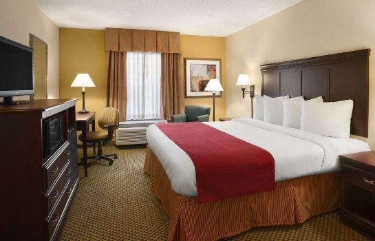 Standardzimmer Jacksonville I-95 South Country Inn & Suites By Carlson