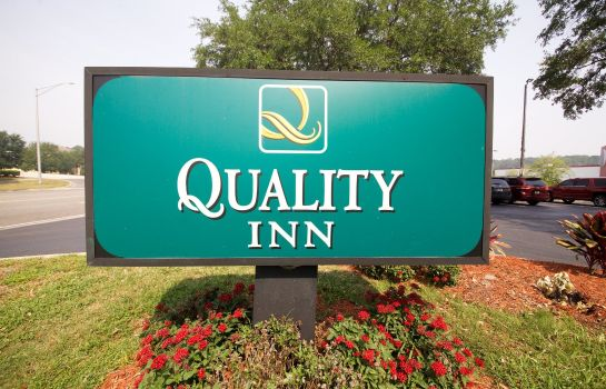 Exterior view Quality Inn Orange Park Jacksonville Quality Inn Orange Park Jacksonville