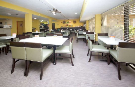 Restauracja Quality Inn Orange Park Jacksonville