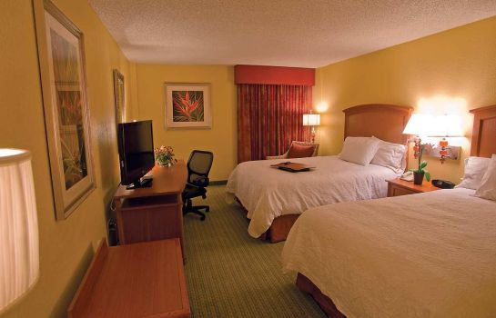Chambre Hampton Inn Tropicana