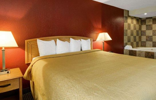 Suite Quality Inn & Suites Little Rock
