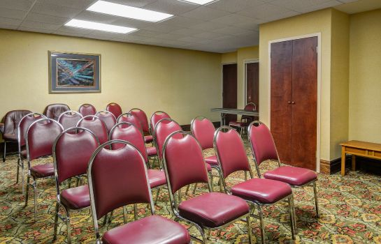 Conference room Quality Inn & Suites Little Rock