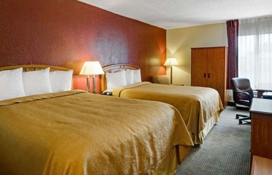Double room (superior) Quality Inn & Suites Little Rock