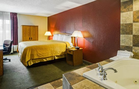 Chambre Quality Inn & Suites Little Rock