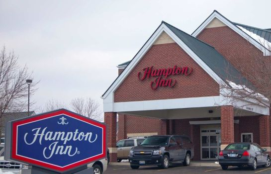 Außenansicht Hampton Inn South - Heritage Park