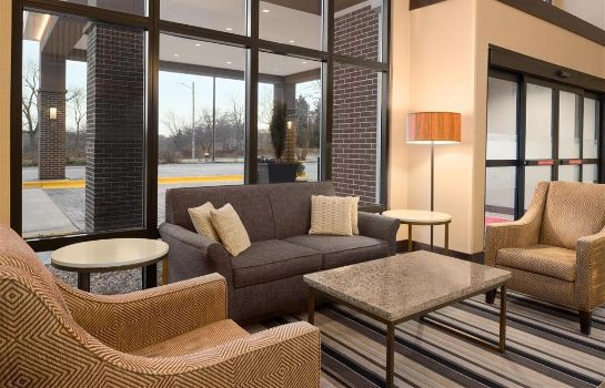 Hotelhal Hampton Inn Lawrence KS