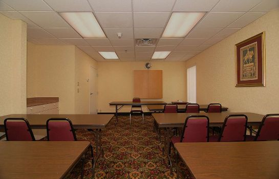Conference room Hampton Inn Lakeland
